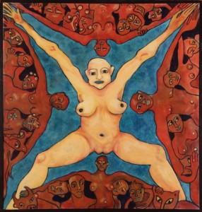 Le CEGEP de Victo censure une oeuvre de Martine Birobent