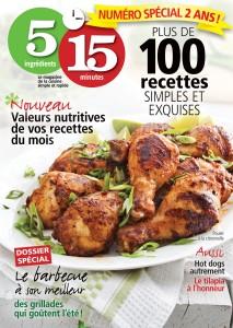 5 15 Plus de 100 recettes simples et exquises
