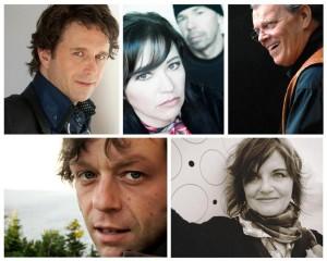 Les artistes de ROSEQ 2012