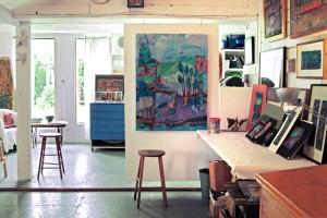 Atelier Françoise Barraud, (Saint-Denis-sur-Richelieu)