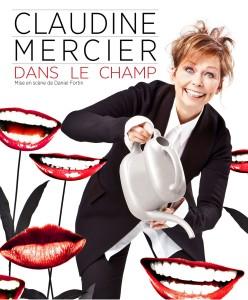 Claudine Mercier au Festival Juste pour rire!