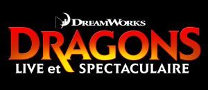 DRAGONS - Live et Spectaculaire - 15 au 19 août au Centre Bell