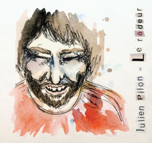 Pochette de l'album de Julien Pilon