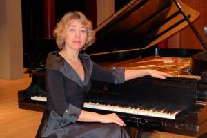 La pianiste Nataliya Labiau