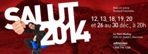 Salut 2014 ! Cabaret politique et bouffonneries