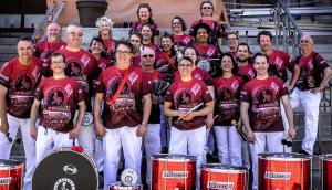 La première bateria de samba au Québec fête ses 30 ans ©photo: courtoisie