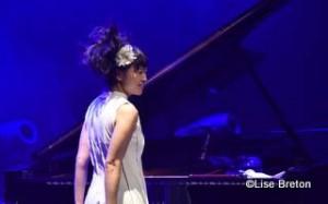 La pianiste Hiromi