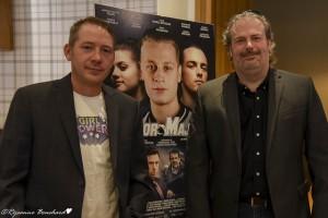 Scénaristes Martin Bouchard et Emmanuel Joly
