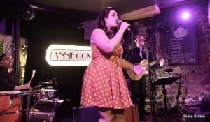 Annie Comtois et ses musiciens