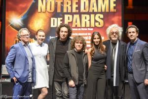 Conférence de presse pour Notre-Dame de Paris