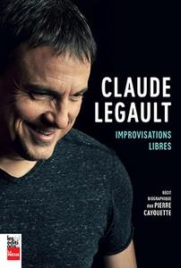 Claude Legault, improvisations libres