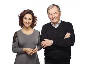 Matv - Taïna Lavoie et Denis Angers.
