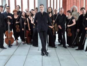 Vincent Dumestre, directeur et l'ensemble Le Poème Harmonique