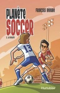 Planète soccer (Tome 3) - La rivalité